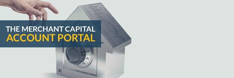 The Merchant Capital Account Portal
