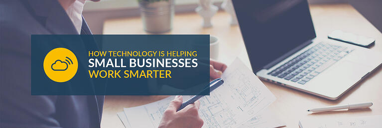 How embracing technology can help your business thrive