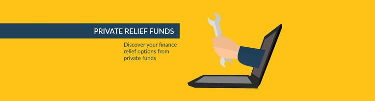 Private Financial Relief Funds