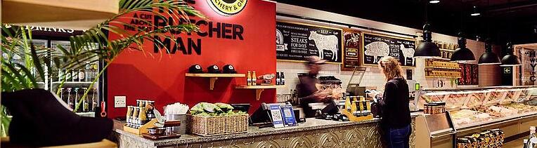 The Butcher, The Meal-Maker, The Industry-Shaker