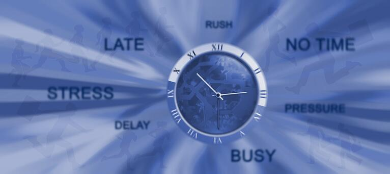 Four steps to manage late payment client