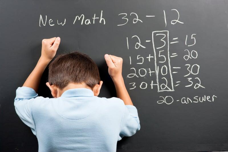 Math Frustration