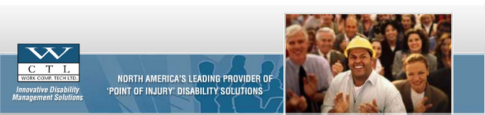 Disability management solutions.