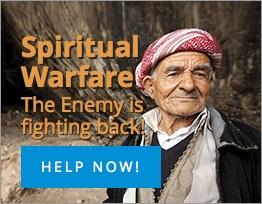 Spiritual Warfare: the Enemy is fighting back against Bible translation!