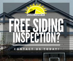 Free Siding Inspection
