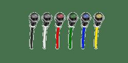 Optical Fiber Lens Cap (IP Rated)