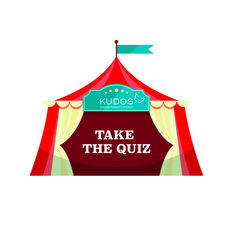 Roll up! Roll up! How strong are your research impact muscles? Test yourself with our quiz!