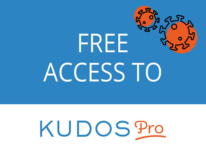 Kudos extends complimentary access to Kudos Pro after 5,000 researchers sign up to maximize research visibility during lockdown