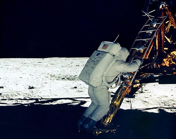 Moon Landing - 50 Years Ago