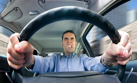 Tips for Dealing with Road Rage
