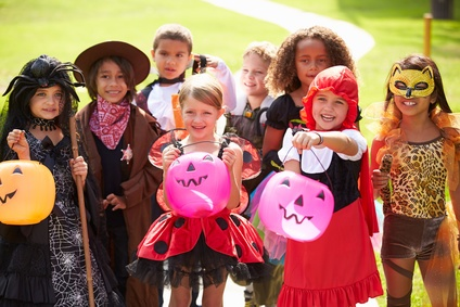 Tips for a Fun, Safe Halloween