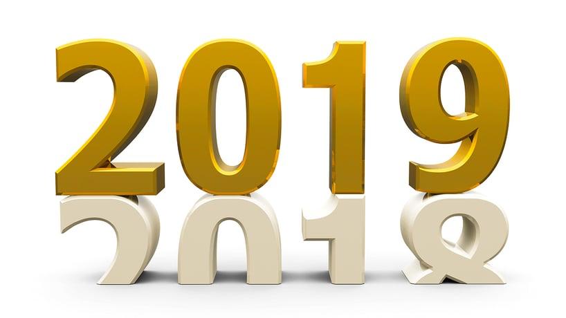 2018 Happenings of Note