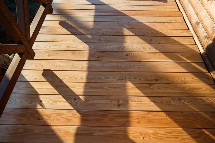 Wooden Deck Safety Check List