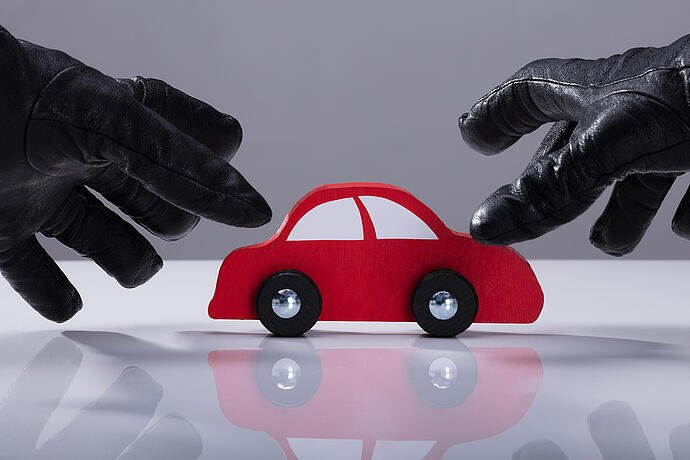 Most Frequently Stolen Vehicles - Is Yours on the List?