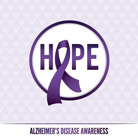 November is Alzheimer's and Diabetes Awareness Month