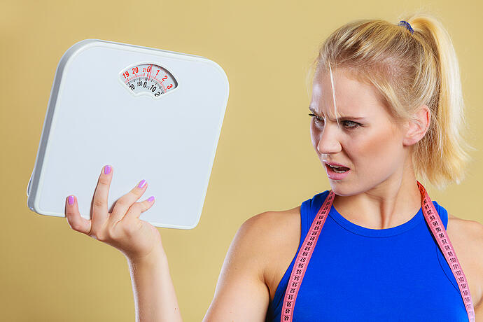 Not Losing Weight? 5 Reasons That Can Stop You