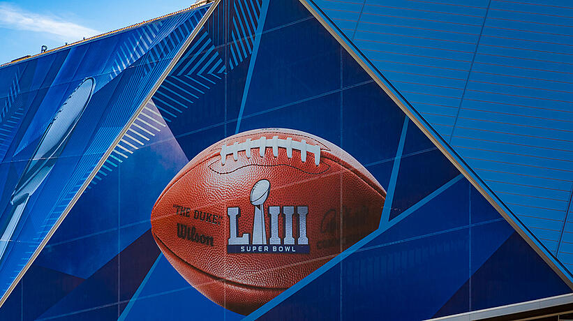 Super Bowl LIII Food Binge