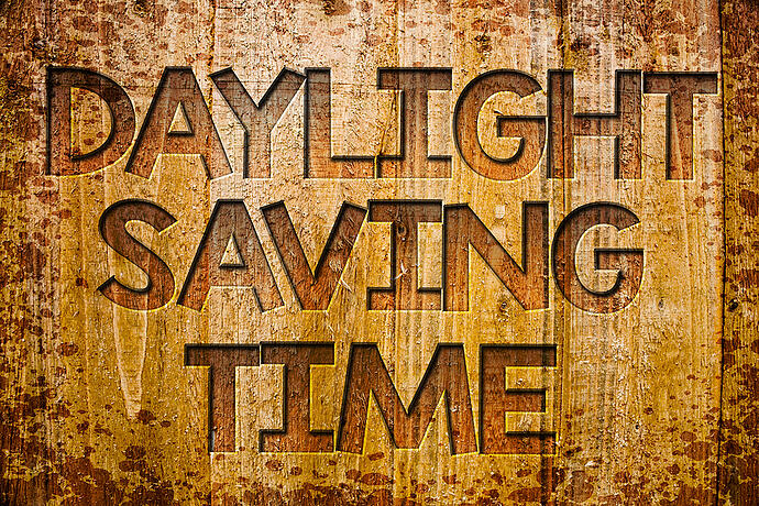 Daylight Saving Time - Again