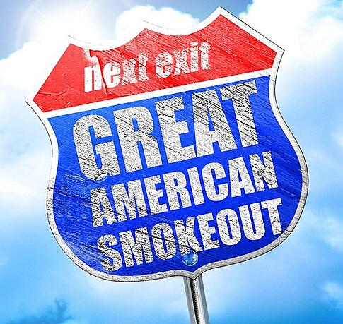 The Great American Smokeout 2019