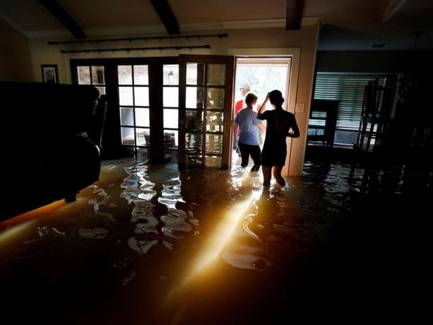 Hurricane Harvey – How Big Was It?