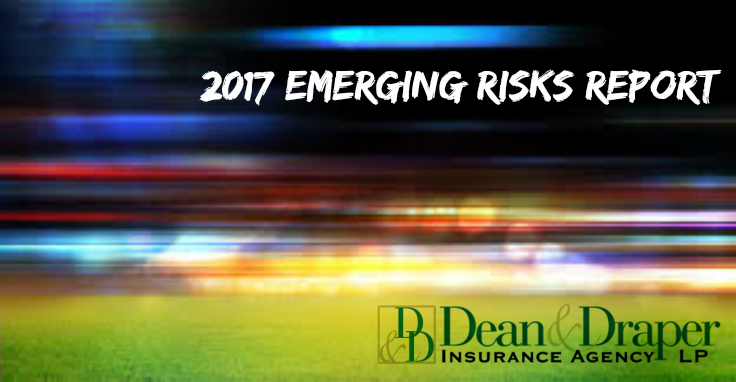 Emerging Risks Report: 4 Emerging Risks to Watch in 2017!