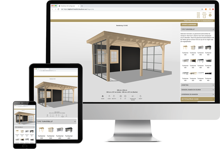 Online Sales 101: What is a 3D configurator?
