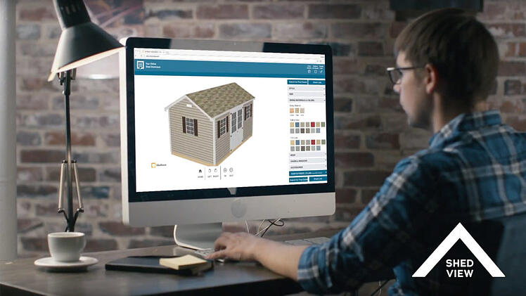 What is a Shed Configurator? And Why You Should Care.