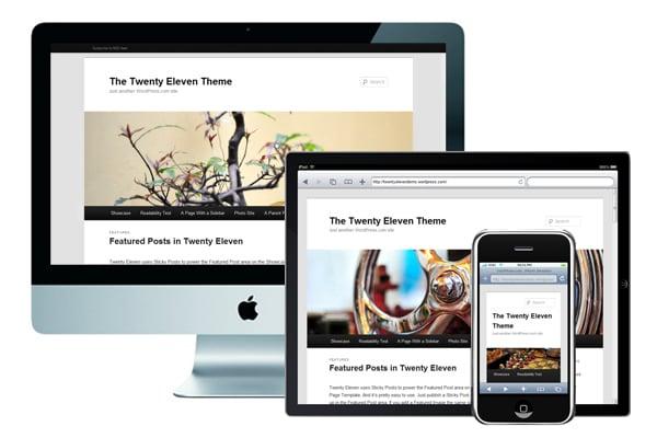 Mobile Responsive WordPress Themes