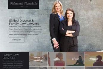Website optimization for Legal Services