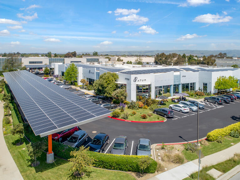 "Cool Earth Solar Wins SunPower 2019 ""Regional Intelegant"" Award for Commercial Solar Installation"
