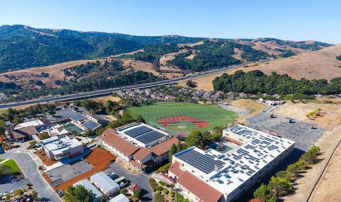 Cool​ ​Earth​ ​Solar​ ​Completes​ ​Rooftop​ ​Solar​ ​Power​ ​System​ ​at​ ​Valley Christian​ ​Center