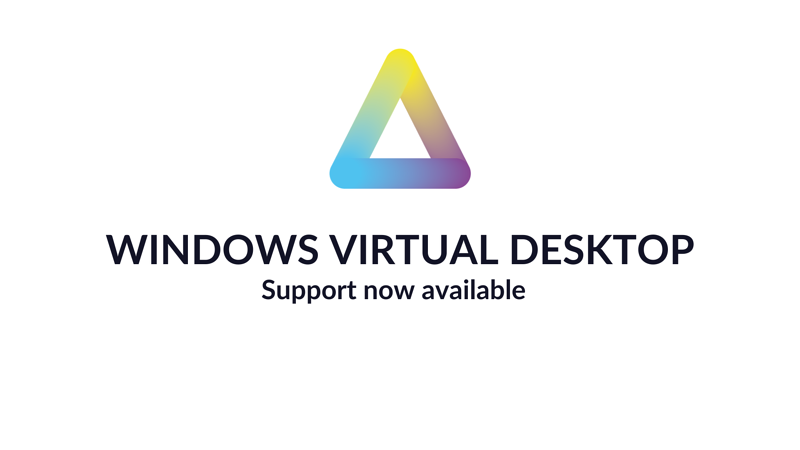 Windows Virtual Desktop support is here with ThinKiosk 5.7!