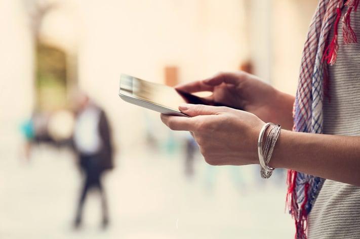 The vital role of Mobile Website Design