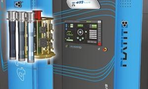 "TRU-EDGE Install New PLATIT Π411 ""QUAD"" Coating Vessel"