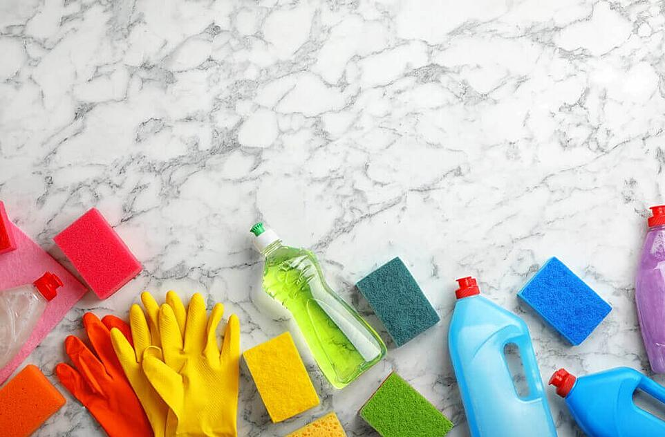 Preventing Cross Contamination with Colour Coded Cleaning