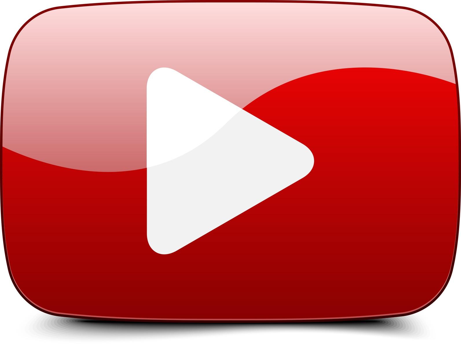 Youtube Play Button Icon
