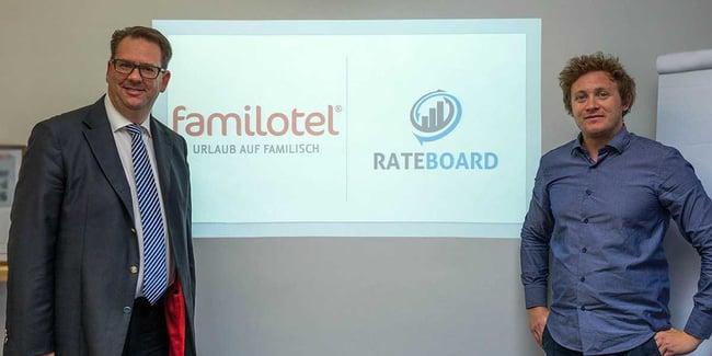 Familotel setzt auf dynamische Preisgestaltung mit RateBoard!