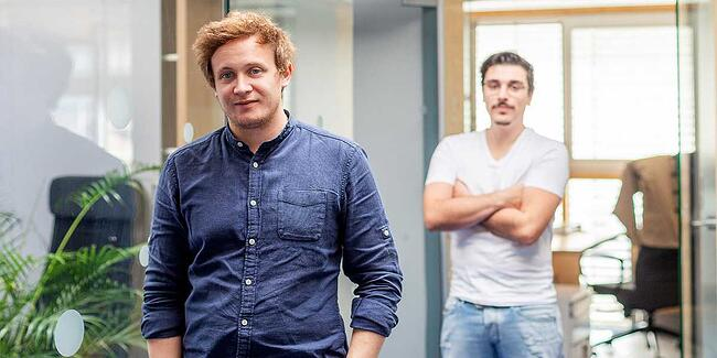 Matthias Trenkwalder ci racconta l'inizio della fondazione RateBoard