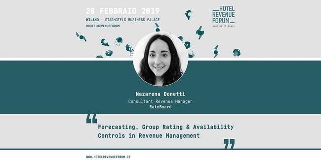 Die Highlights des Hotel Revenue Forums 2019 in Mailand