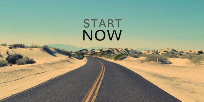 Startschuss - Der Weg zu besseren Umsatz