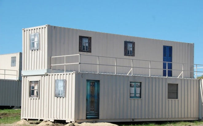 Shipping Container Designs | Building Container Homes | Falcon ...
