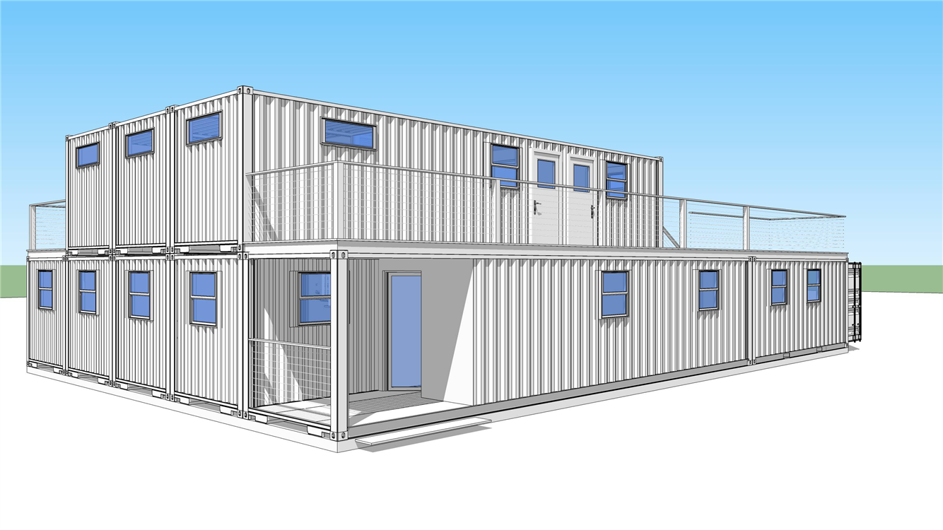 Fully Mobile Container Based Structure Area 51 Our Facility