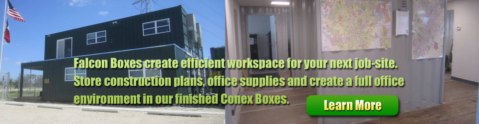 extra space for living work inventory supplies