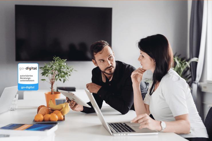 go-digital: Das Förderprogramm für Ihre Digitalisierung