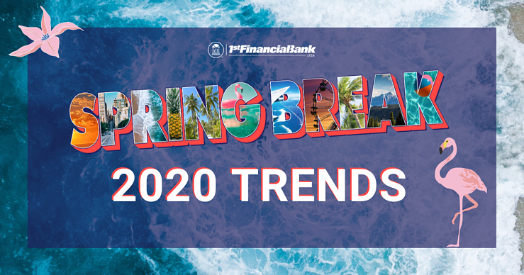 Spring Break 2020 Trends [Infographic]