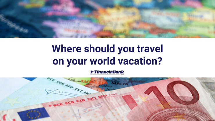 Quiz: Where should you travel on your world vacation?