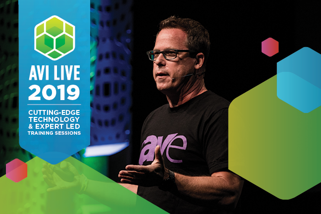 AVI LIVE 2019 - Minneapolis