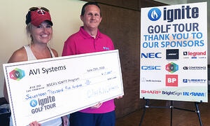 NSCA Raises $17,500 for IGNITE Program