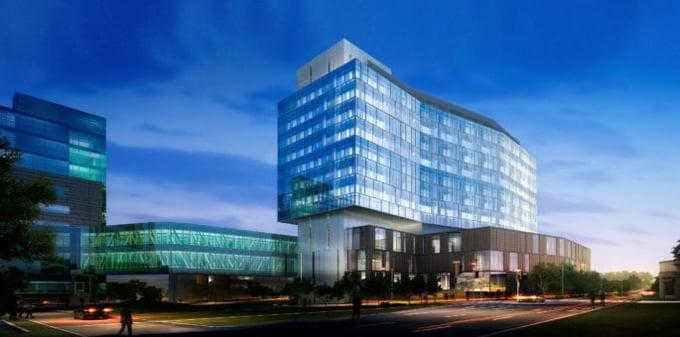 University of Kansas Hospital Expects 30% Inpatient Volume Increase