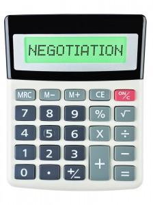 Negotiation Calculator